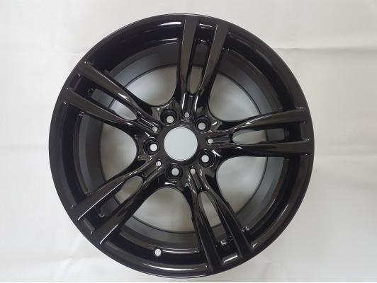 RC5003 8X18 5X120 ET38 72,6 BLACK